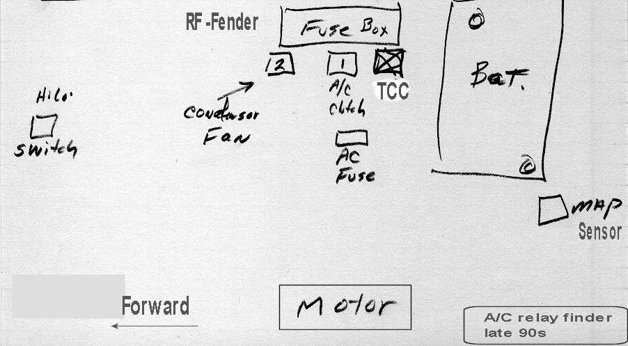 wiring diagram for finder relay wiring image air conditioner repair on wiring diagram for finder relay