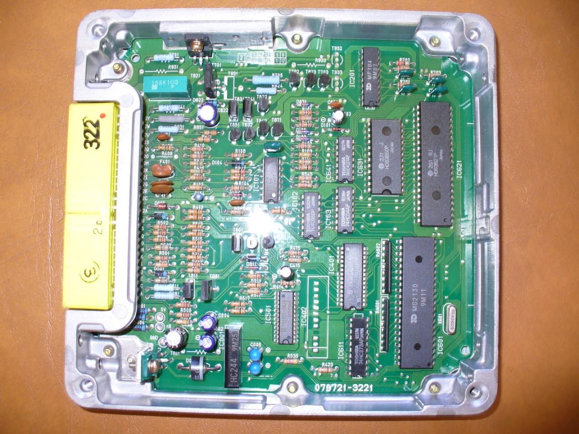 My Ecu Is Bad Now What Gm Tbi Iac Wiring Diagram