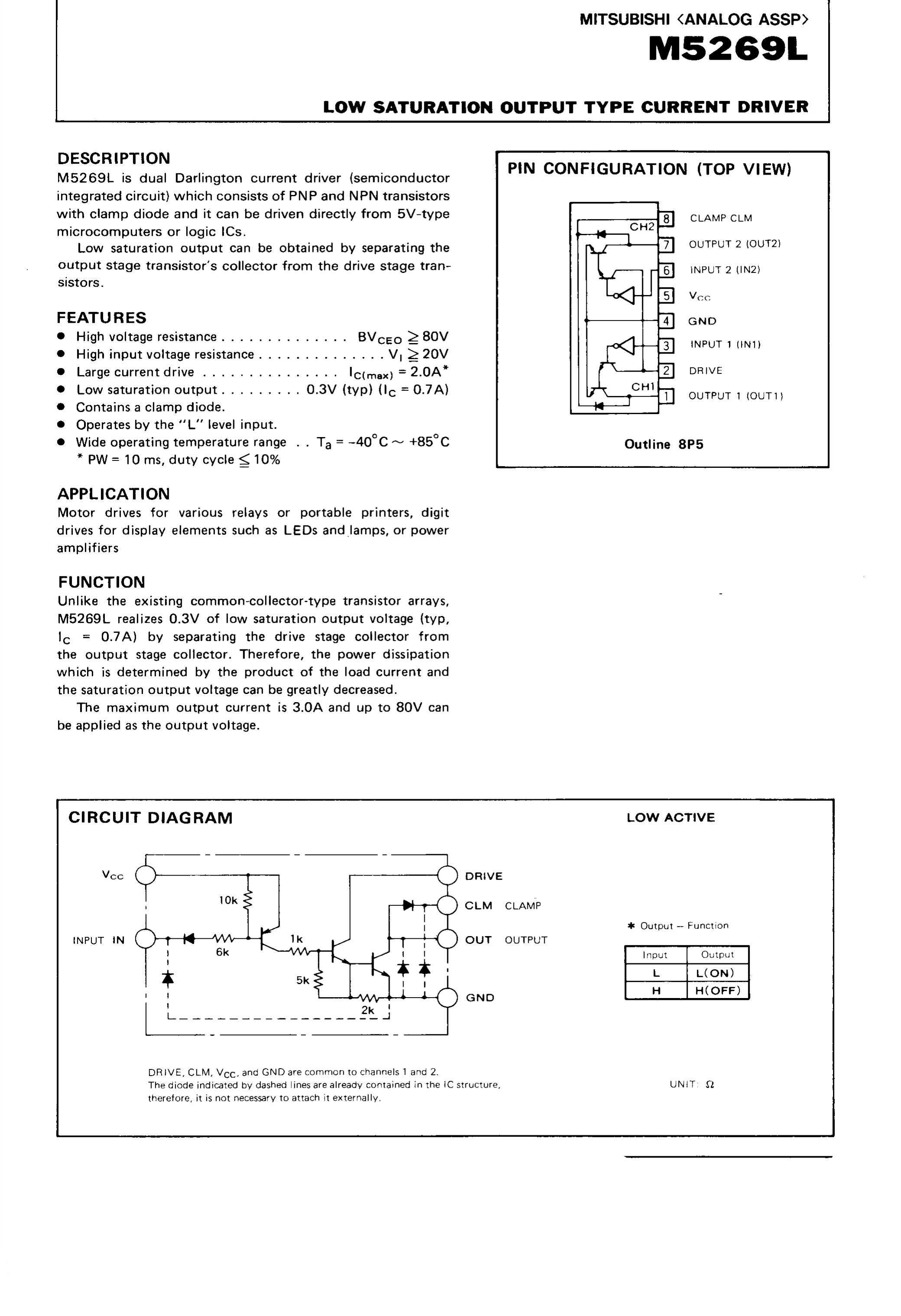 Default 4 Pin Relay With Diode All Parts Starting M For Mitsubishi Are Impossible To Find The Main Driver On A10 Is Connected D102 And