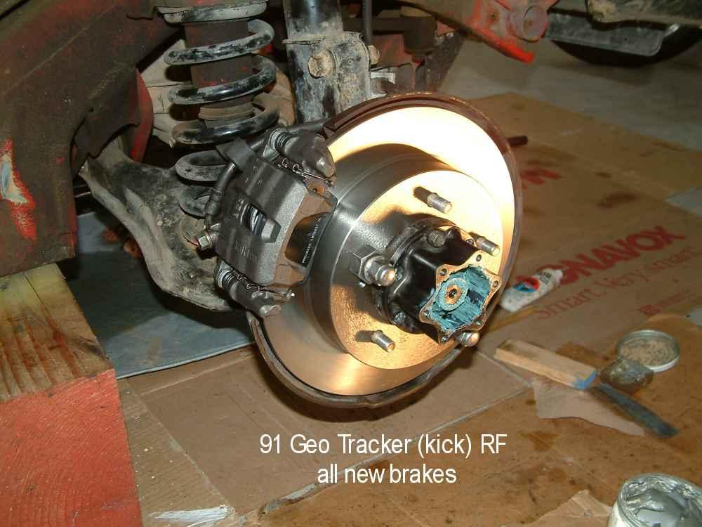 Brake Hub Rotor Rings New