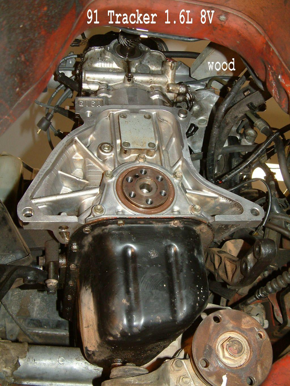 What Engines Fit In A Suzuki Vitara