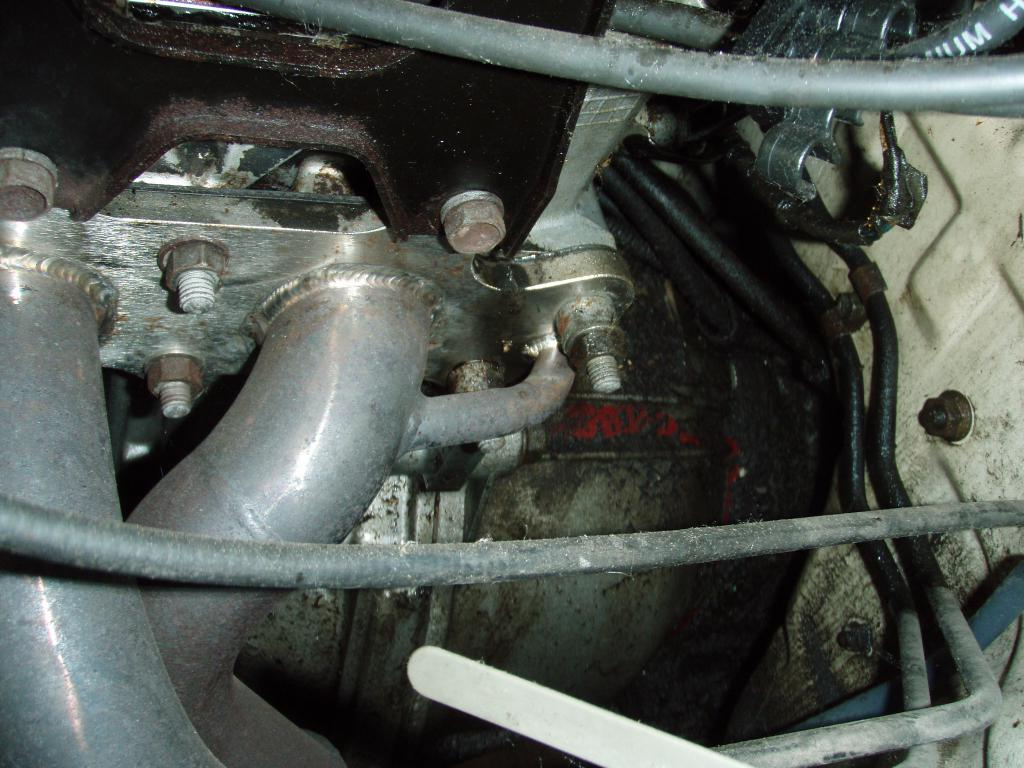 Hard To Find Parts Some Are Very 2002 Ford Ranger Engine Diagram Http Wwwtrademotioncom Note Egr Tube And 02 Sensor In Plain View I Do Think This Is The Best Choice Of All Welding Rod Hand As Header Can Be Too Short