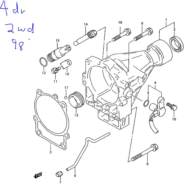 At Transmission Case 3793059 moreover 2004 Suzuki Vitara Rear Axle Diagram additionally 206890 Aircondition Print together with 197929 Dew Wipes Outside Window furthermore Showthread. on used suzuki grand vitara