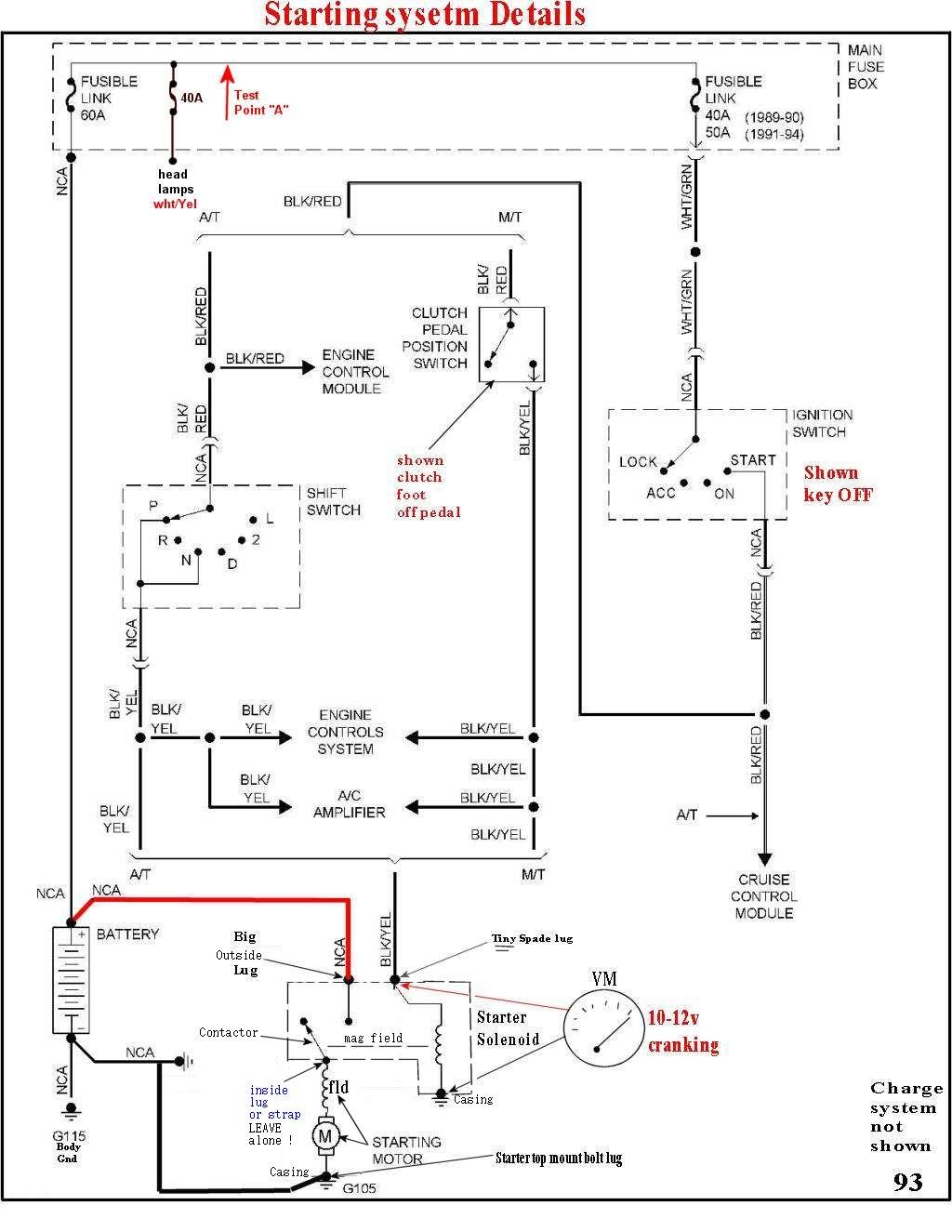geo tracker starter wiring 95 geo tracker stereo wiring 1994 geo engine wiring schematic - fixya #10