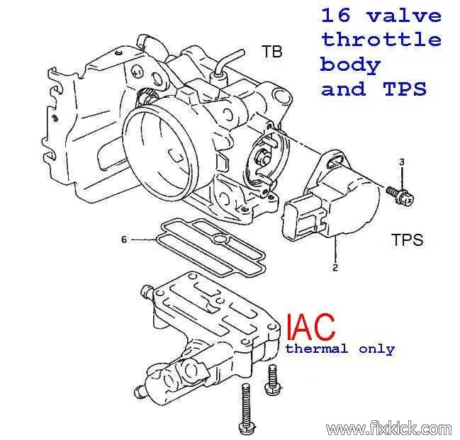 Geo Tracker Engine 1 6l  Parts  Wiring Diagram Images