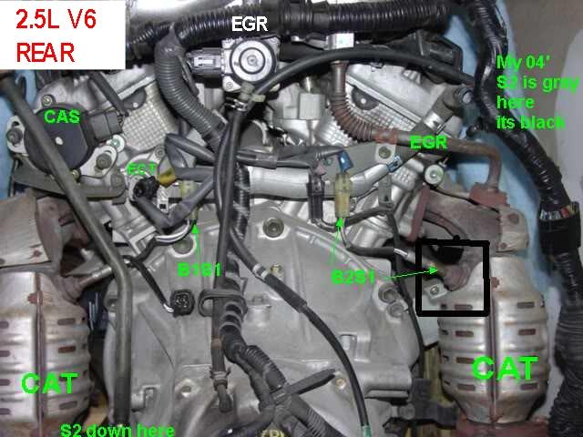 Solved  2002 Chevy Tracker Pcv Valve Location