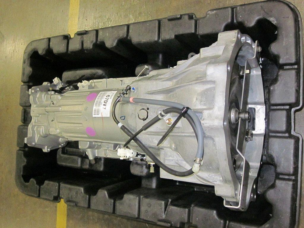 Suzuki Sidekick Automatic Transmission