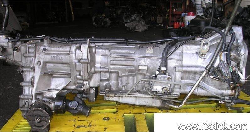 Suzuki Grand Vitara Transmission Linkage