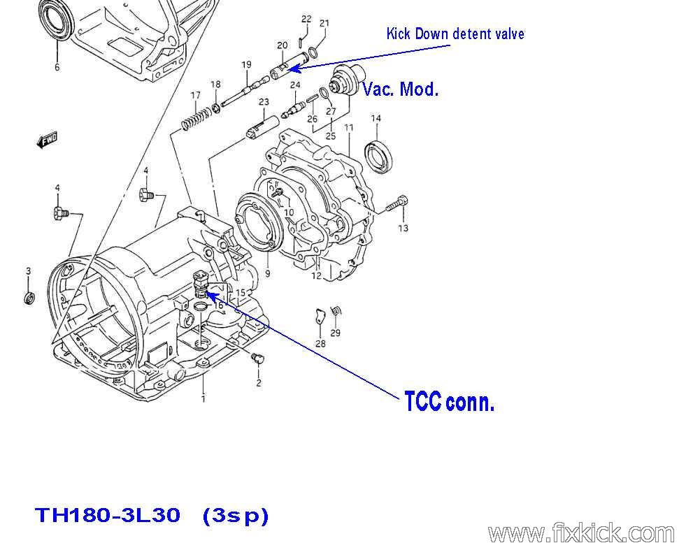 dodge throttle body location