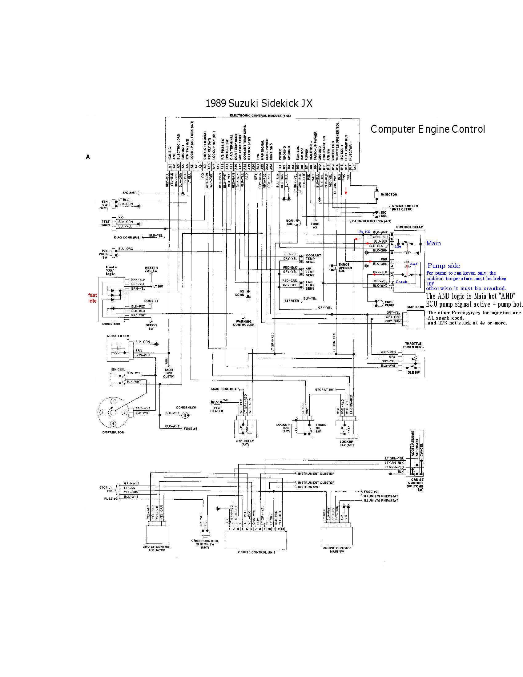 89 Gl1500 Wiring Diagram Schematic B Tracker Harness Basic 2006 Car Fuse Box U2022 Rh Suntse De Engine