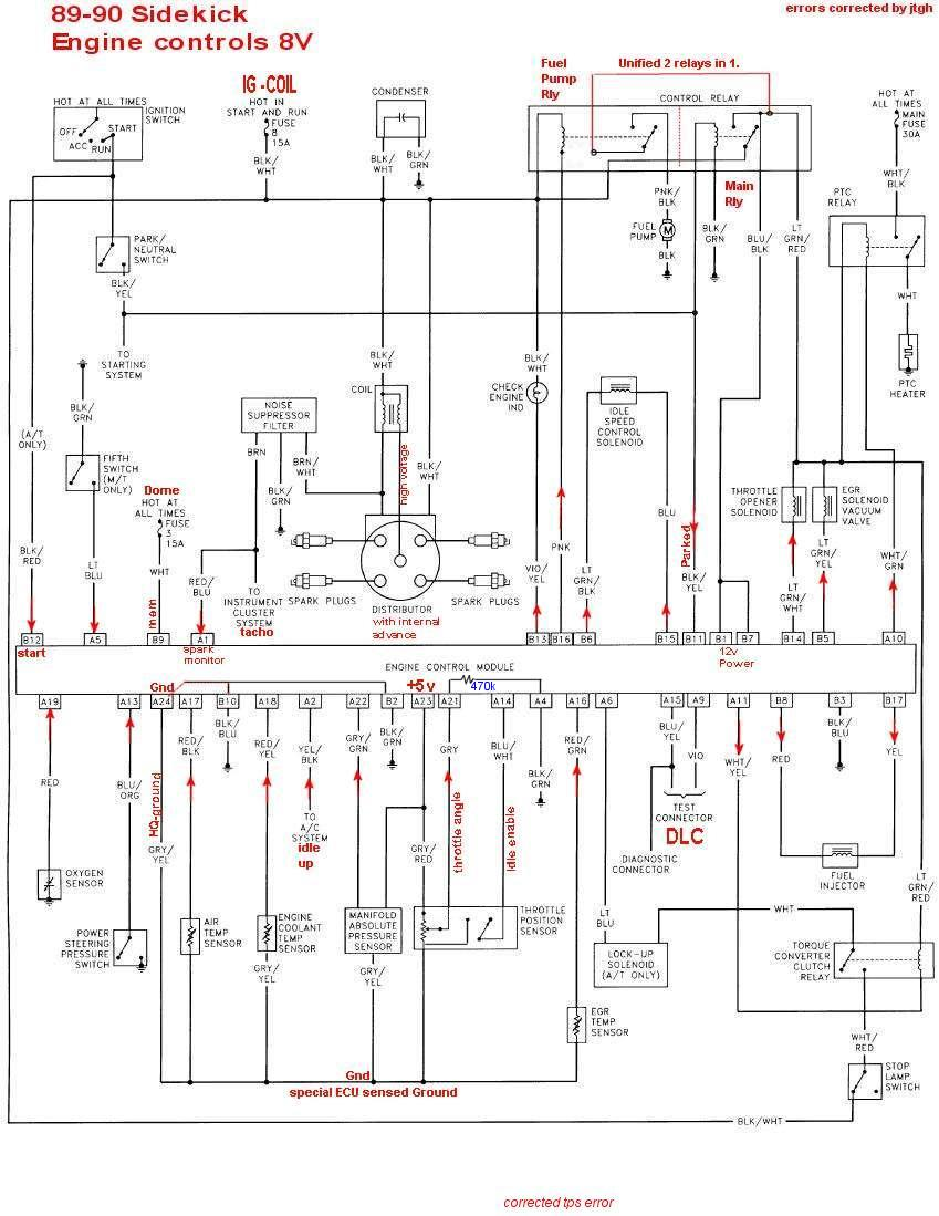 Hayabusa Wiring Diagram For 95 Custom Project 2007 The 8valve Ecu 56bxx
