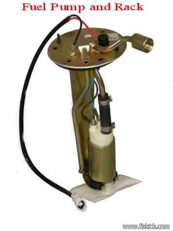 Fuel-pump-testing